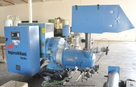 used ingersoll rand centac air compressor 1ACV18M2EHD