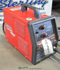 used lincoln mig welder SP-175 Plus