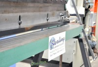 used central machinery metal shear, finger brake and slip roller combonation machine 41126