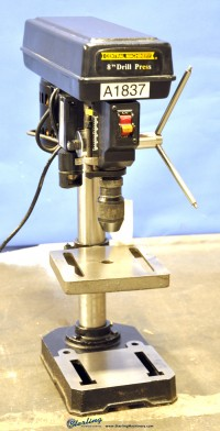 used central machinery drill press 44505