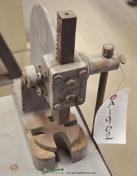 used famco benchtop arbor press