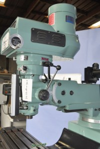 used southwestern industries 2 axis cnc vertical milling machine