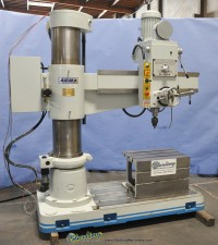 used acra radial drill with hydraulic clamping FRD-1280H