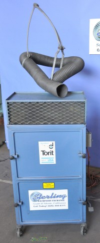 used torit dust collector 64