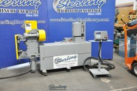 used pines vertical tube bender with new upgraded control #5T-M34504