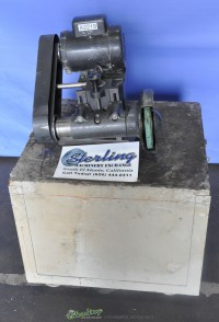 dumore tool post grinding attachment