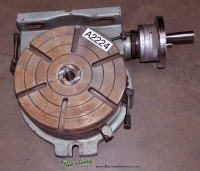 used hdt horizontal/vertical rotary table
