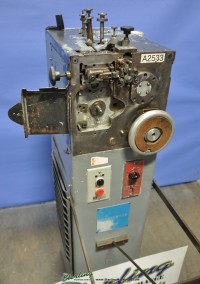 used torrington spring coiler wire machine W100A