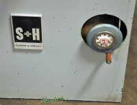 used sleeper & hartley spring coiler wire machine 721