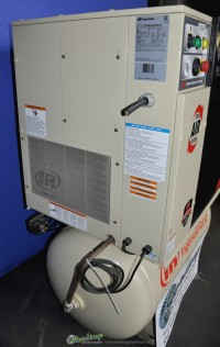 used ingersoll rand air compressor UP6-5TAS-150-W/DR