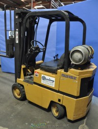 used tow motor/caterpillar forklift