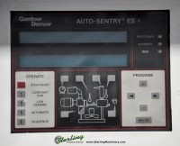 used gardner denver electra saver ii turn valve rotary screw air compressor Electra Saver II ECHOJG