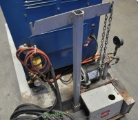 used miller constant current ac/dc gas tungsten arc welding machine 330 A/BP