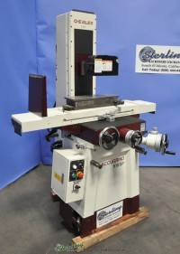 used chevalier accugrind super precision surface and form grinder FSG-618SP