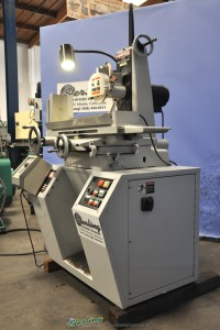 used harig (2 axis automatic) surface grinder 618 Automatic