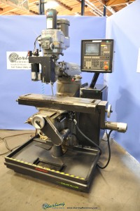 used bridgeport (variable speed) 3 axis cnc vertical mill Series 1
