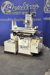 used chevalier surface grinder (2 axis automatic) FSG-2A618