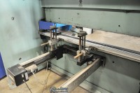 used allsteel (by piranha) cnc hydraulic press brake (excellent condition) 6508