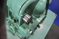 used parker tube end bending and flaring machine 232B