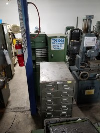 used sunnen power stroker honing machine with tooling! MBC 1805