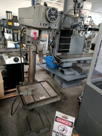used clausing floor drill press 2276