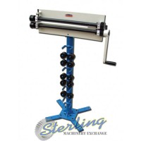 brand new baileigh manually operated bead roller BR-18M-18