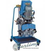 brand new baileigh double sided beveling machine CM-50DS