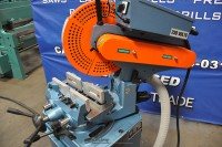 new scotchman (non-ferrous, manual vise and manual down feed) circular cold saw (for cutting aluminum, brass, copper, plastics) CPO 350 NF