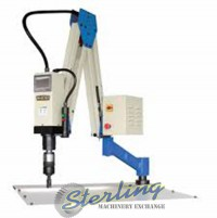 brand new baileigh auto depth control tapping machine EATM-32-1900