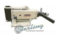 brand new baileigh manually operated form bender FB-4
