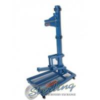 brand new baileigh manually operated open ended letter brake LB-8