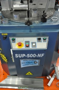 brand new scotchman (non-ferrous extrusion cutting) upcut circular cold saw SUP-500 NF