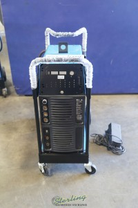 used miller ac/dc tig & stick water cooled welder (non-functional!) Dynasty 350