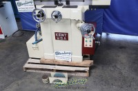 used kent manual hand feed surface grinder (excellent condition) KGS-618
