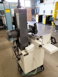 used chevalier manual precision surface grinder with electro magnetic chuck (very low hours) FSG-618M