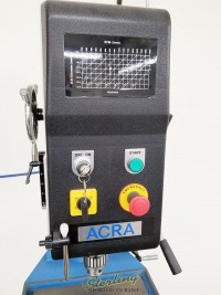 used acra floor drill (like new condition)