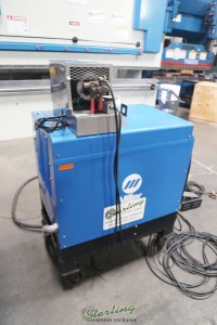 used miller welder 330ST AirCrafter