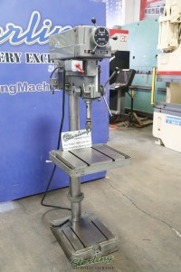 used clausing variable speed drill press 2276