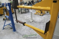 brand new baileigh pneumatic operated planishing hammer PH-36A