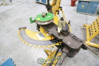used (demo machinery) baileigh manually operated tube & pipe bender RDB-100