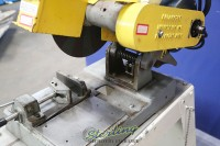 used abrasive chop saw with stand