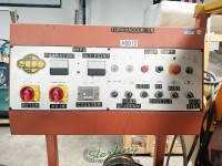 used soco non ferrous sawing machine, with fully automatic feed and cutting cycle 1/4