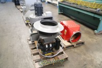 used dust hog by united air specialists downward flow cartridge dust collector (never installed, still on pallets) SFC 8-2