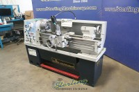 used willis geared head precision lathe (great hobby lathe or small maintenance shop lathe) ST 1440