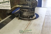 used rotex hand turret punch 18