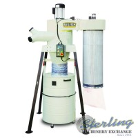 brand new baileigh cyclone dust collector DC-6000