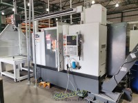 used haas cnc vertical machining center (low hours)  save thousands and deliver now! ST-25Y
