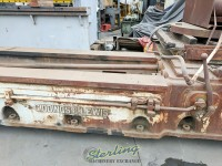 used giddings & lewis horizontal boring mill (table type) parts machine only! 350T