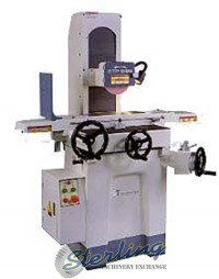 brand new supertec 2-axis automatic surface grinder STP-2A618