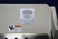 brand new baileigh manually operated box & pan (finger) brake BB-5016F-DS